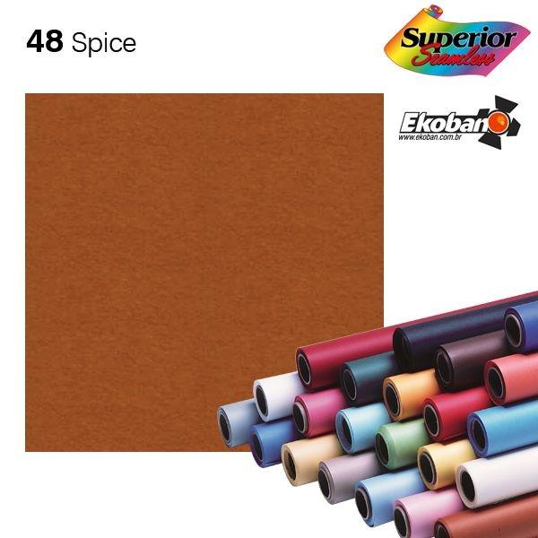 Fundo de Papel Spice 2,72 x 11m