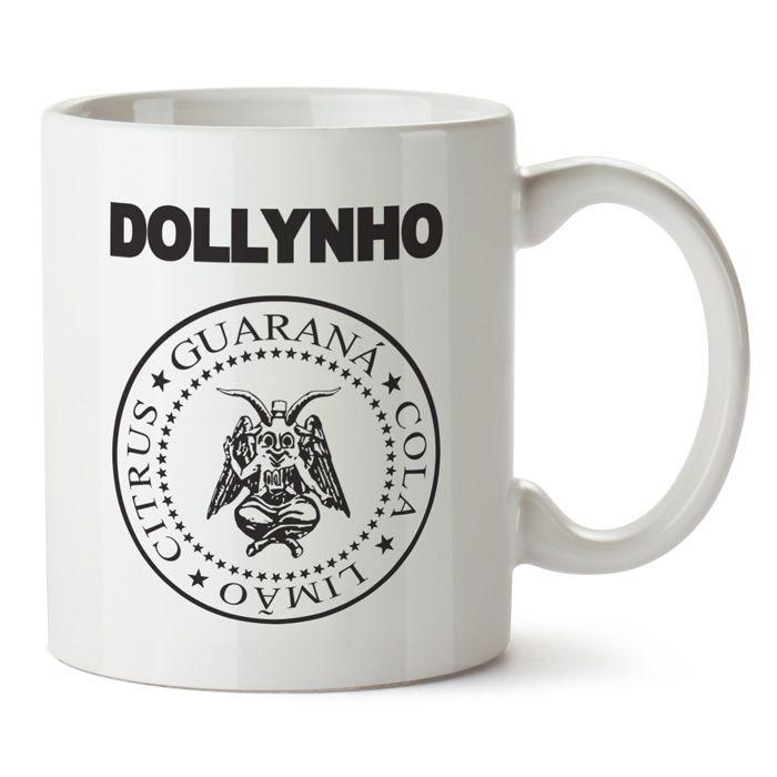 Caneca Dollynho Ramones