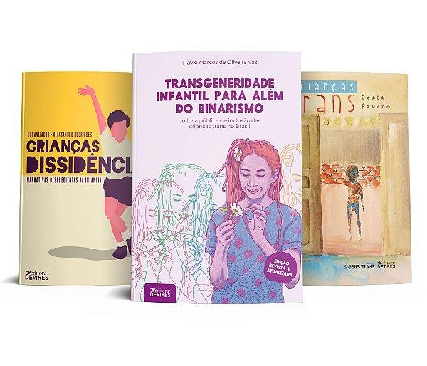 Transgeneridade infantil + Crianças trans + Crianças em dissidências