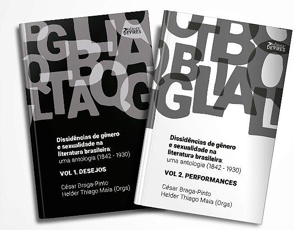 V3 - Dissidências de gênero e sexualidade na literatura brasileira: Vol 1 e 2