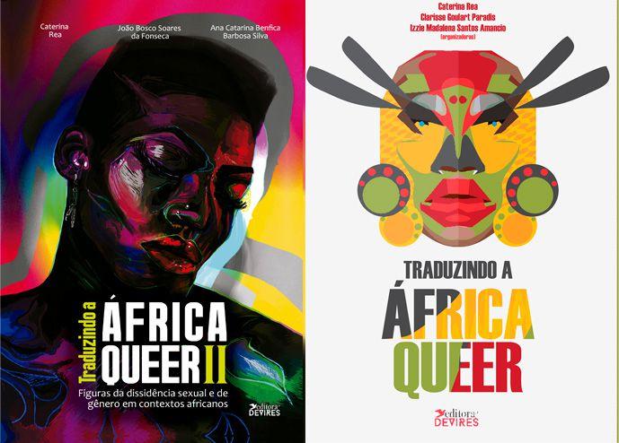 Traduzindo a Africa Queer II + Traduzindo a África Queer I