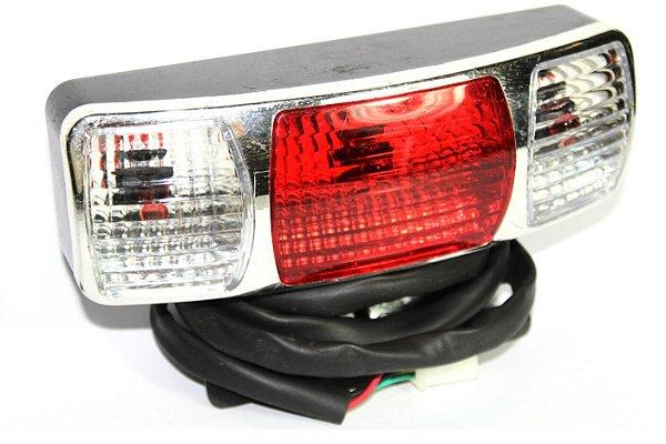 Lanterna Traseira Nova Ipanema 250 W 36 V