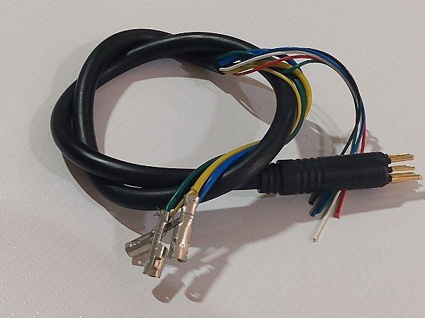 Chicote do Motor com Plug
