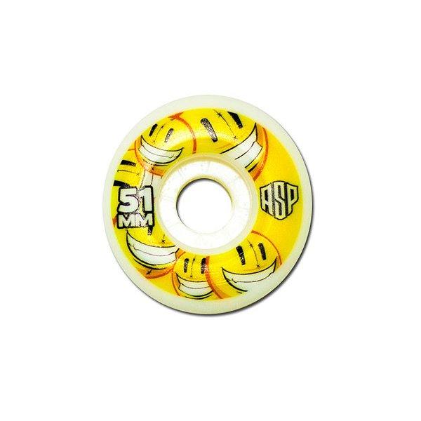 Roda Aspecto 51MM Gum Bullet