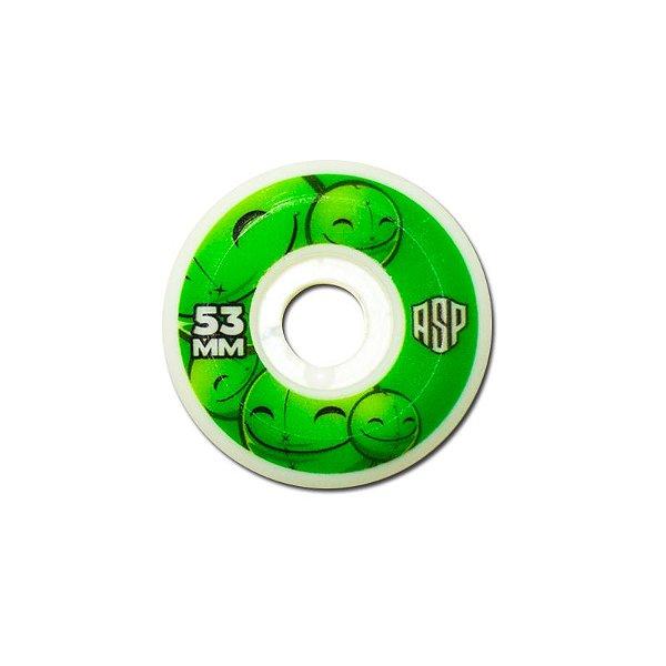 Roda Aspecto 53MM  Gum Bullet Green