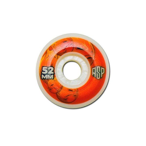 Roda Aspecto 52MM Gum Bullet Red