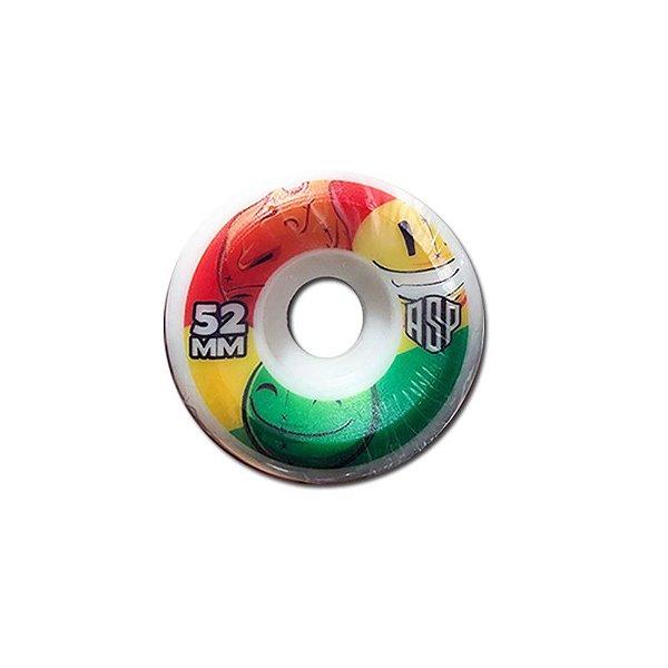 Roda Aspecto 52 mm Gum Bullet Mix