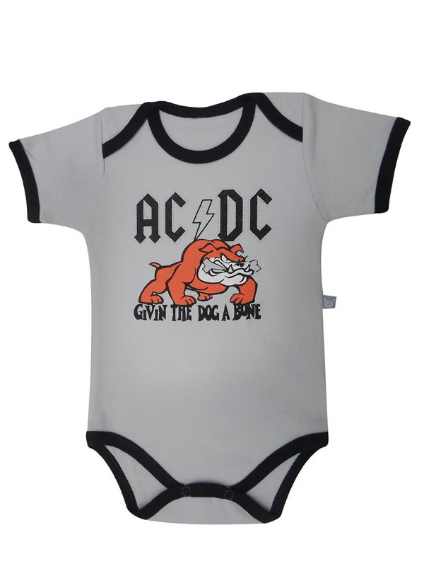 Body Curto ACDC
