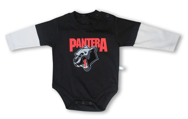Body Longo Pantera