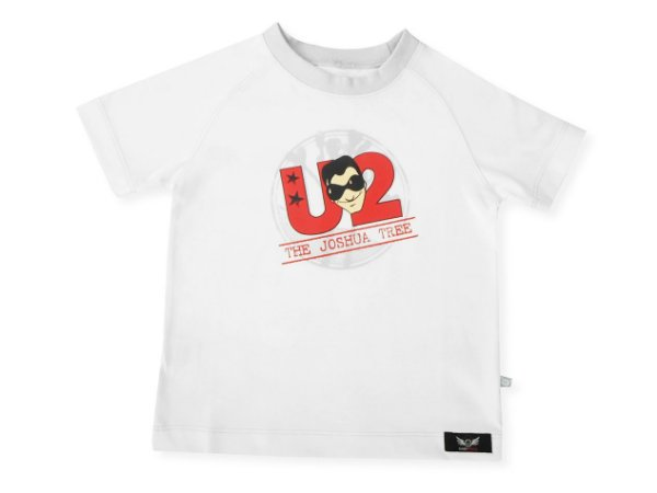 Camiseta Raglan U2