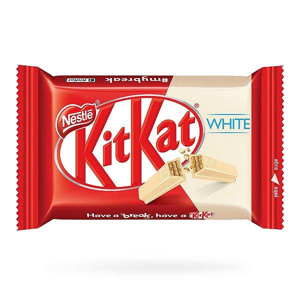 NESTLE CHOCOLATE KITKAT WHITE 41g