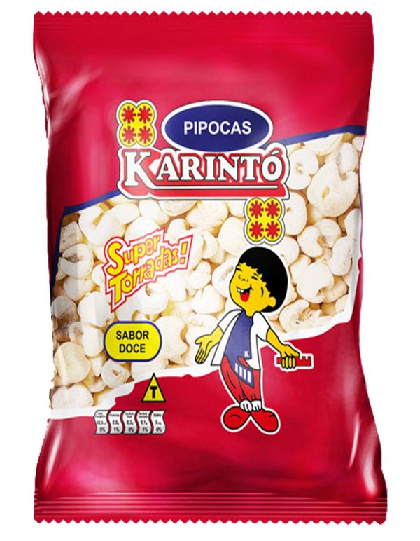 KARINTO PIPOCA MET DOCE 50g