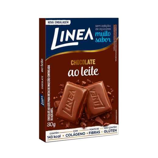 LINEA CHOCOLATE LEITE 30g