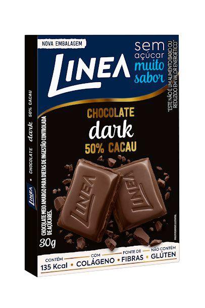 LINEA CHOCOLATE DARK 30g