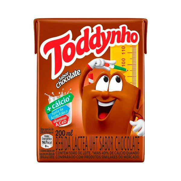 TODDYNHO SABOR CHOCOLATE 200ml