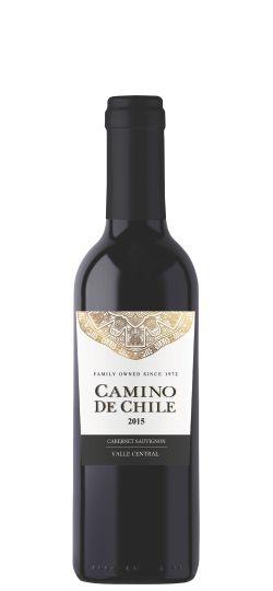 VINHO CAMINO DE CHILE CABERNET SAUVIGNON 187 ml