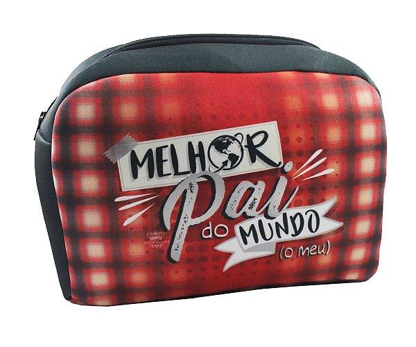 NECESSAIRE MELHOR PAI DO MUNDO