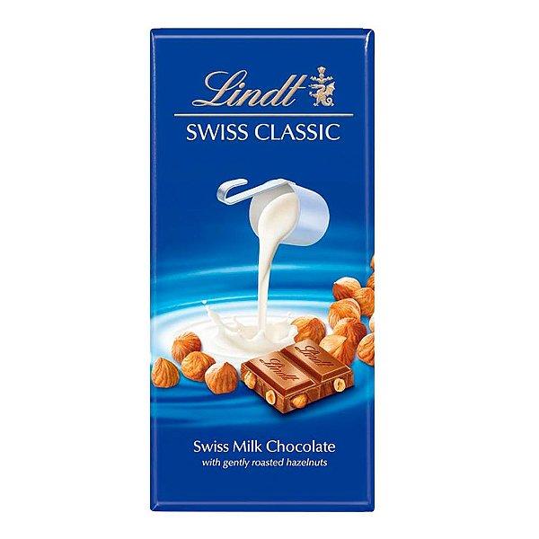 Lindt Chocolate com avelã 100g