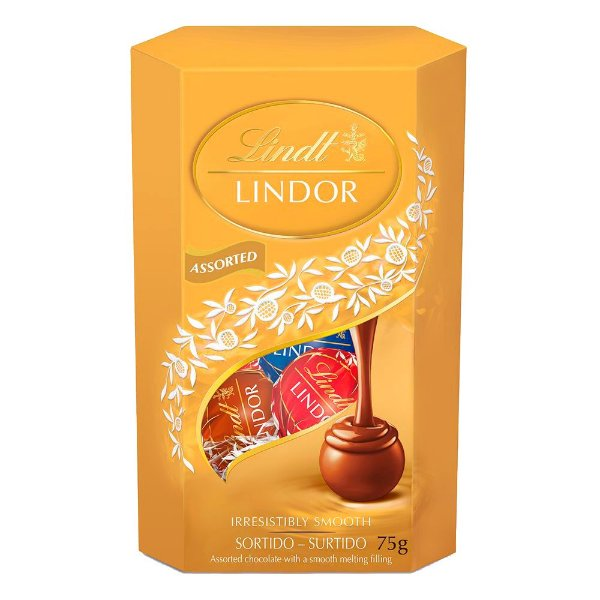 Lindt Chocolate Assorted 75g