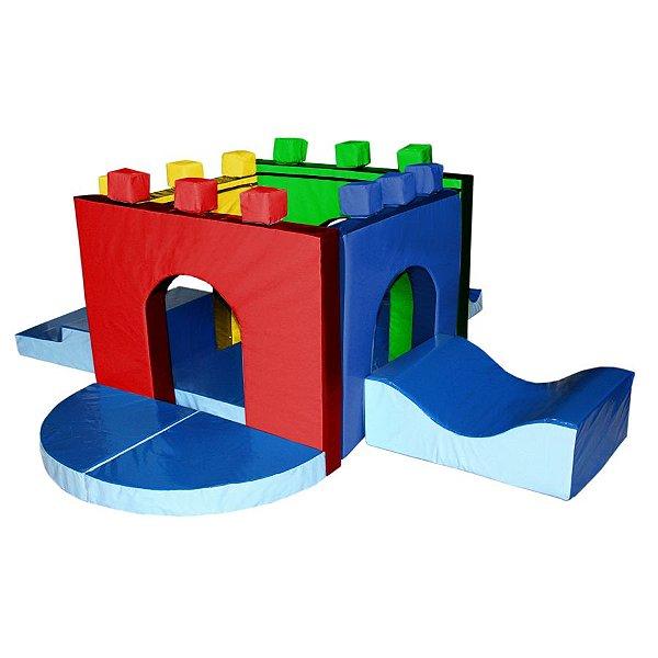 Castelo com  centro de Atividades