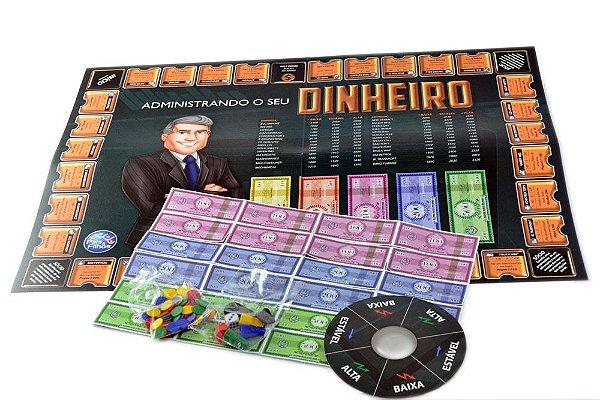 Jogo Administrando Seu Dinheiro - Pais E Filhos