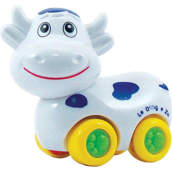 Brinquedo P/ Bebê Mini Animais Fricção Sortidos Pais E Filhos