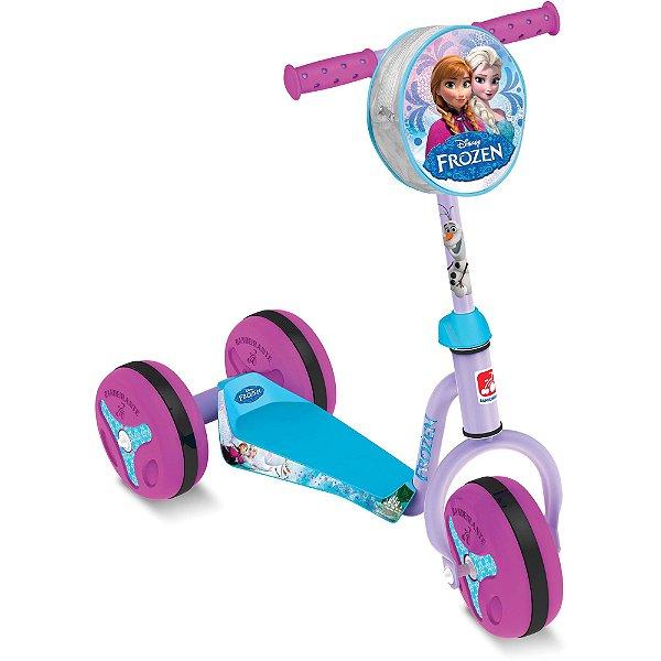 Patinete Frozen - Brinquedo Bandeirante
