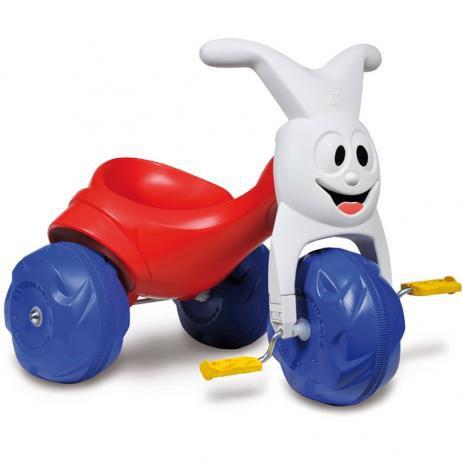 Triciclo Meu Primeiro Tico-Tico Europa - Bandeirante