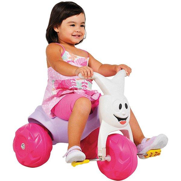Triciclo Meu Primeiro Tico-Tico Gatinha - Bandeirante