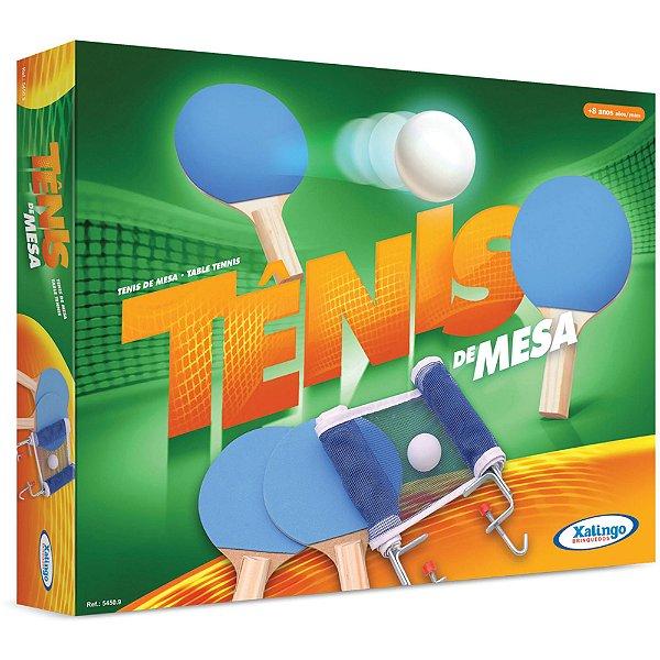 Conjunto Tenis De Mesa Ping Pong - Xalingo