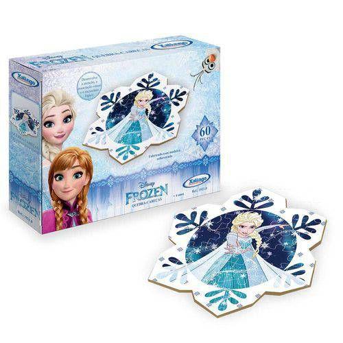 Quebra-Cabeça Frozen 60 peças - Xalingo