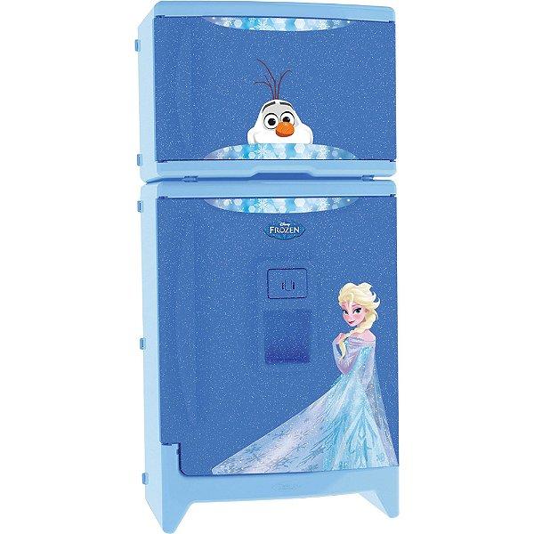Geladeira Duplex Frozen Com Som - Xalingo