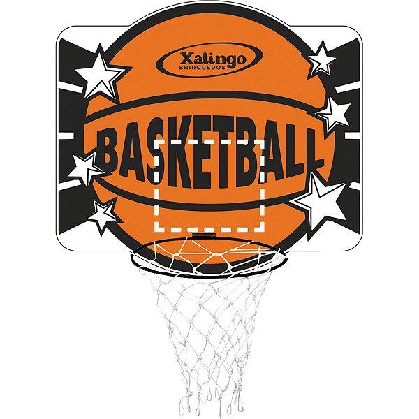 Tabela de basquete Em  Mdf Aro 36Cm - Xalingo