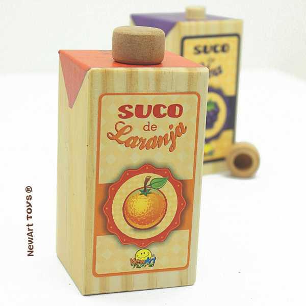 Coleção Comidinhas NewArt Toys - Kit Suco Ref. 400