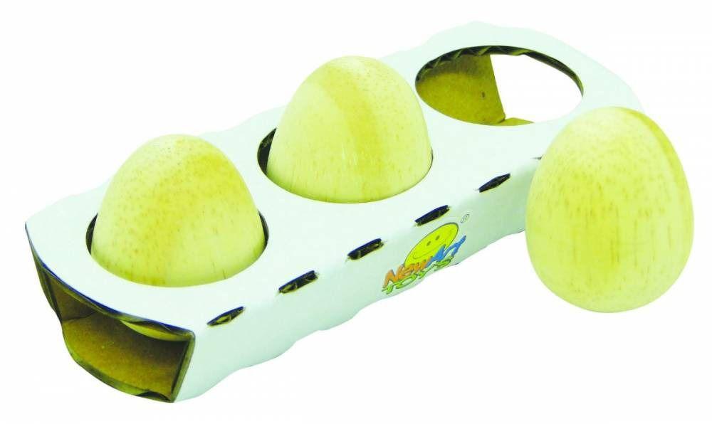 Coleção Comidinhas NewArt Toy`s 3 Ovos