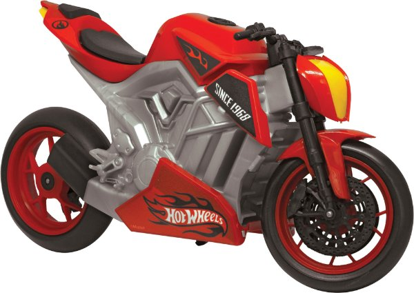 Moto Fire Road Hot Wheels Roda Livre - Candide