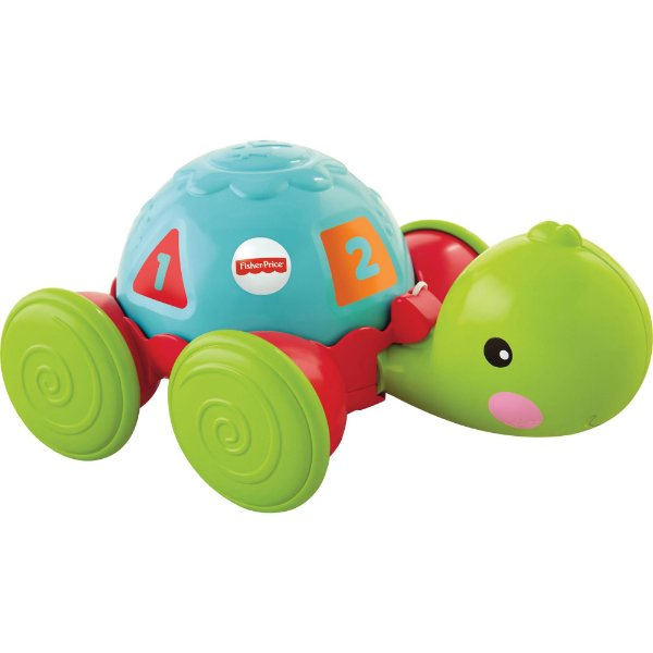 Empurra Tartaruga Fisher Price