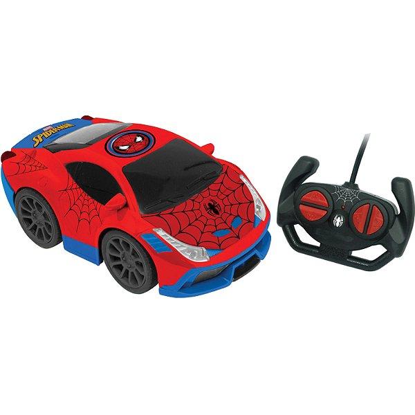 Carro Spider-Man Out Run 7 funções Candide