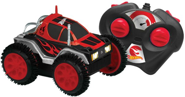 Hot Wheels CarroTurbo Tumbling Controle Remoto Candide