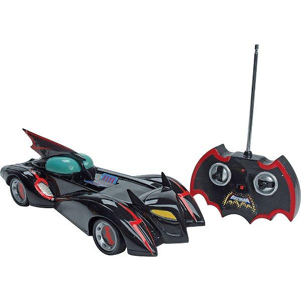 Carro Controle Remoto Candide Batman The Brave And The Bold