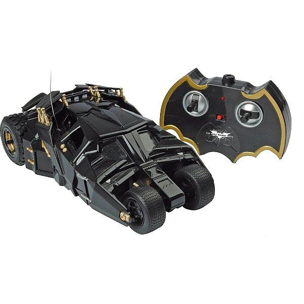 Carro Com Controle Remoto Batmóvel The Dark Knight Rises Candide