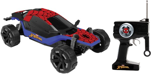 Carro Com Controle Remoto Spider-Man Combat Cruiser Candide