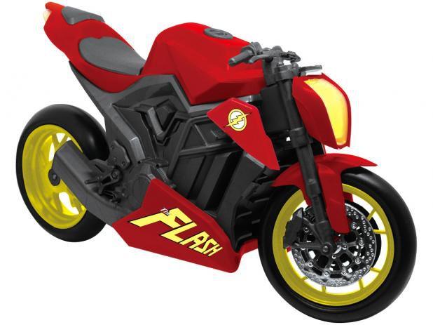 Moto Hero Flash Liga da Justiça - Candide