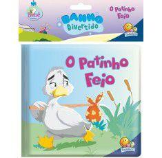 BANHO DIVERTIDO  O PATINHO FEIO - EDITORA TODOLIVRO