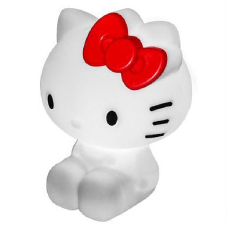 Luminária Hello Kitty Bivolt - Usare Desing