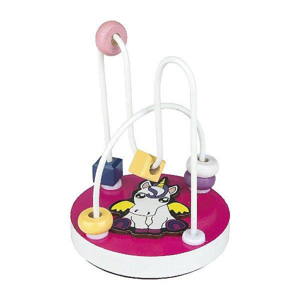 Brinquedo Pedagógico Aramado Mini - Unicórnio