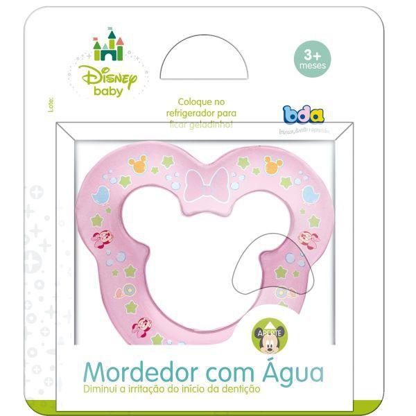 MORDEDOR INFANTIL DISNEY BABY COM AGUA SORTIDOS