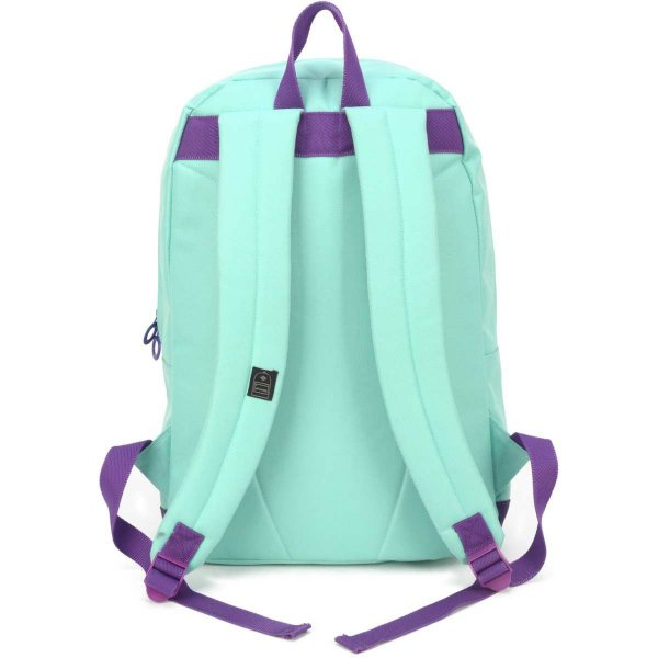 Mochila Escolar UP4YOU GD 1Bolso Verde