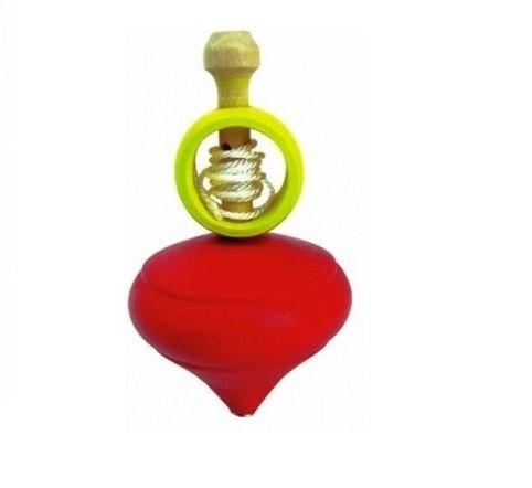 Pião de Madeira NewArt Toys