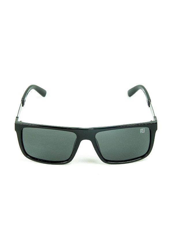 Óculos de Sol Polarizado Zabô Pro Model Crazy Series III Preto Gloss